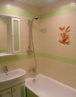 Ремонт ванной в Салавате