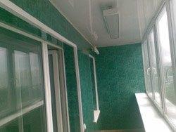 козырьки на балкон в Салавате