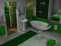 Ремонт ванной комнаты в Салавате