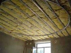 Утепление потолка в Салавате. Утеплить потолок г.Салават